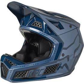 Fox Rampage Pro Carbon MIPS Repeater Casco Uomo, blu